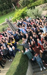 OOA Retreat 2019 Groepsfoto I