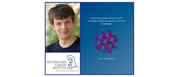 PhD student utilizes evolution - Thesis Bart van Beusekom